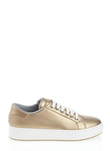 Derigo Sneakers Ayakkabı Altın